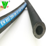 Hebei tressée flexible en caoutchouc Fabricant OEM flexibles hydraulique disponible SAE100 R2at