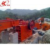 Steinkiefer-Zerkleinerungsmaschine für Granit-Stein, Granit-Zerkleinerungsmaschine-Maschinerie