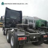 판매를 위한 Sinotruk HOWO A7 트랙터 차원 30tons 6X4 420HP 트랙터 트럭