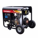 Tipo aperto iso elettrico diesel di Yarmax del Ce del generatore di monofase 5kVA 5kw Genset