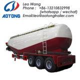 3 ejes gran volumen de cemento a granel cisterna camión cisterna semi remolque