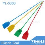 Number와 Logo (YL-S300)를 가진 화물 Security Seals