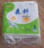 /Customsized logo OEM de pâte à papier vierge du papier de soie faciale