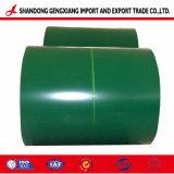 El color de la bobina de acero galvanizado recubierto PPGI