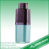 frasco mal ventilado cosmético geado do vidro 30ml acrílico