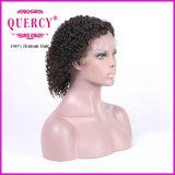 """8A к категории Реми человеческого волоса выходцев из вьющихся кружева Wig для чернокожих женщин, 8-30"""""""