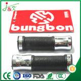 Bungbon Aluminio Empuñadura de la Motocicleta de goma
