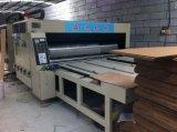 caja de cartón impresión engranan Máquina Semiautomática de cartón corrugado