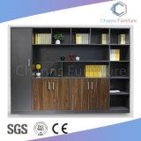 Governo di archivio di legno dello scaffale dell'ufficio di lusso della mobilia (CAS-FC1827)