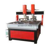 1212 madeira, acrílico, alumínio, metal, router do CNC, máquina de cinzeladura de madeira econômica do router 1212 do CNC do CNC Machine/3D
