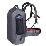 새로운 형식 다기능 방수 책가방 어깨에 매는 가방 스포츠 물통 부대 여행 모험 책가방 야영 부대 옥외 책가방