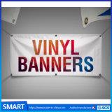 デジタルカスタム印刷フレームのフラグの旗の/Advertising PVCビニールの旗