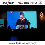 イベントの使用料のための軽量P3.91 LEDのビデオ・ディスプレイスクリーンのパネル