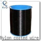 Fil en acier inoxydable avec revêtement en nylon