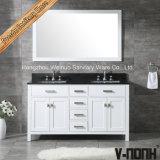 Las ventas en caliente de madera maciza Muebles de baño de la unidad de vanidad