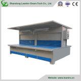 China Proveedor Professional el extractor de polvo con dos estaciones