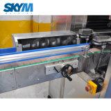 Manguito de PVC automática máquina de etiquetado retráctil