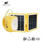 점화 & 이동할 수 있는 비용을 부과를 위한 최고 인기 상품 힘 에너지 휴대용 LED 태양 손전등