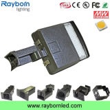 地上のフラグのためのIP65 50wattポーランド人によって取付けられるLED Shoeboxのライト