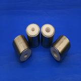 Haute résistance en céramique de zircone bordée d'usure 316L'acier pour la boue des chemises de la pompe