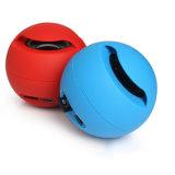승진을%s 고품질 공 모양 Bluetooth 휴대용 옥외 무선 스피커