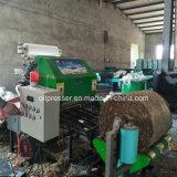 De automatische het In balen verpakken van het Hooi Machine van de Pers