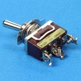 En un polo de 3 Pin maquinaria Spdt Conmutador (KN3C-102)