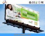 Colore completo esterno che fa pubblicità alla scheda del segno del messaggio LED di Pantallas