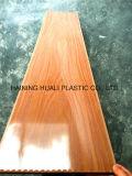 Forro de PVC Madeira decoração de interiores de impressão do painel de instrumentos