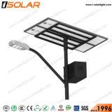 La certificación ISO 120 W de energía solar vía Sistema de iluminación LED