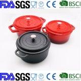エナメルの鋳鉄の調理器具の製造業者BSCI、LFGBのFDAは承認した