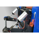 高精度の摩擦シャフトが付いているジャンボアートペーパーのスリッター