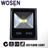Boîtier en aluminium professionnel 10W à LED Flood Fabricant d'éclairage
