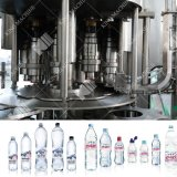 Gereinigter Wasser-Getränkefüllender Verpackungs-kompletter Produktionszweig