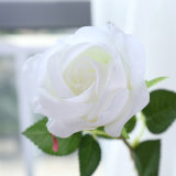 Семьи дар Рождество оформление искусственные цветы цветы роз