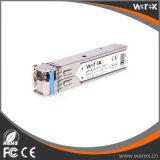 SFP compatible DELL 1550nm-TX/1310 nm RX módulo transceptor de fibra de 20 km.