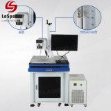 UV Laser die Machine voor efficiënt het Plastic Merken merken