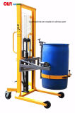 450kg Vertikal-Heben hydraulische Trommel-Kipper mit Handmanuell Umdrehung Da450 an