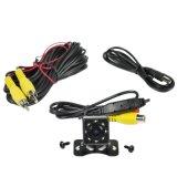 Mini водонепроницаемый Backup IR автомобильный комплект камеры заднего вида