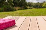 Faible maintenir WPC Conseil Composite Decking faites dans le bois plastique
