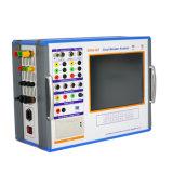 IEC62271 disjoncteur haute tension Temps d'ouverture de l'interrupteur du disjoncteur de l'analyseur de test