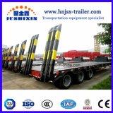 Große Rabatt-populärer Verkauf 60-120 Tonnen niedrige Bedlowboy LKW-halb Schlussteil-