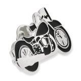 熱い販売の涼しいオートバイのカスタム堅いエナメルの折りえりピン