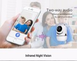 機密保護IP CCTVのカメラのスマートなホーム雲のセービングのWiFiの動きの自動追跡のカメラ