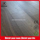 Ahumado roble pulido grado CD Gran tablones de madera pisos de madera