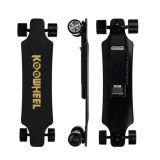 Slimme Manier met 4 wielen voerde de Van uitstekende kwaliteit van Kooboard Elektrisch Skateboard op