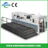 Scanner à plat et de mourir de rainage automatique Machine de découpe (MHC-1060EC)