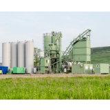 Mischanlage des Asphalt-80t/H für Straßenbau