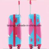 Rahmen-Plastikkoffer des Zugpendel-Bw1-013 stellt Tourister Gepäck ein