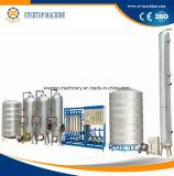 Système de traitement de purification d'eau d'osmose d'inversion de qualité supérieure